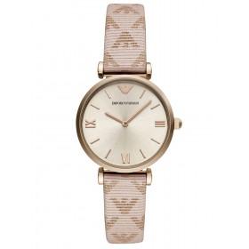 Дамски часовник Emporio Armani GIANNI T-BAR - AR11126