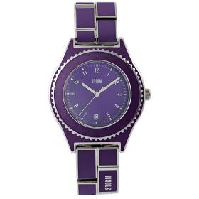 Дамски часовник Storm London Kanti Purple - 4533P