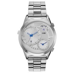 Мъжки часовник Storm London Saturn Silver - 4662S