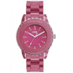 Дамски часовник Storm London New Vestine Hot Pink - 47027PK