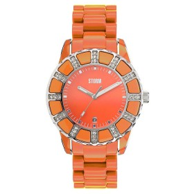Дамски часовник Storm London Vestine Crystal Orange - 47028O