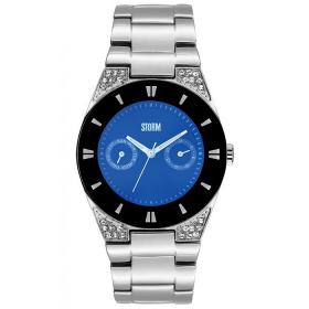 Дамски часовник Storm London Mini Anders Lazer Blue - 47063B