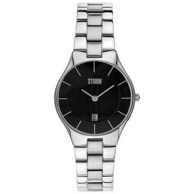 Дамски часовник Storm London Slim X Black - 47158BK