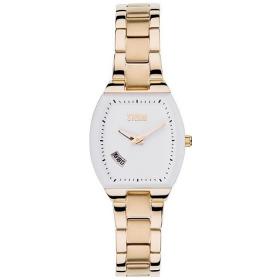 Дамски часовник Storm London Mini Exel Gold White - 47184RG