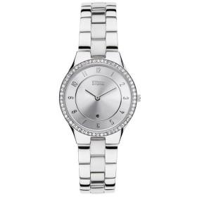 Дамски часовник Storm London Slim X Crystal Silver - 47189S