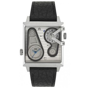 Мъжки часовник Storm London Dual Square Silver - 47201S