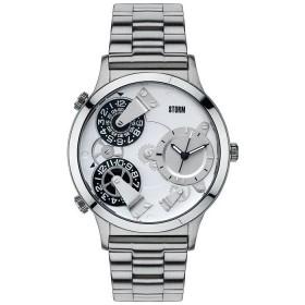 Мъжки часовник Storm London Trion Silver - 47202S