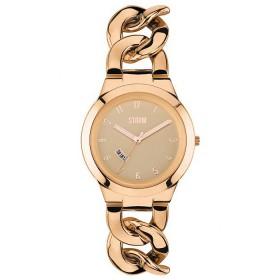 Дамски часовник Storm London Shelly Rose Gold - 47215RG