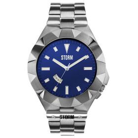 Мъжки часовник Storm London Mizzan XL Lazer Blue - 47233B