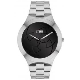 Мъжки часовник Storm London Denza Black - 47249BK