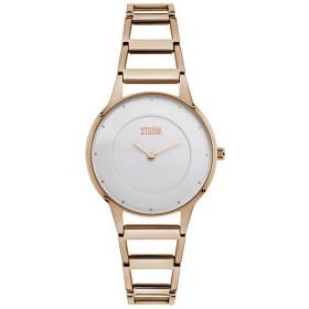 Дамски часовник Storm London Rella Rose Gold - 47260RG