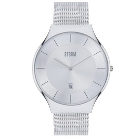 Мъжки часовник Storm London Reese XL Silver - 47320S