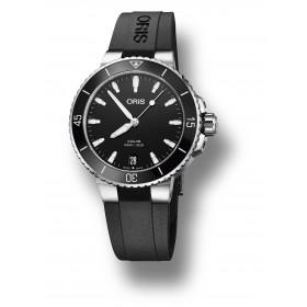 Мъжки часовник Oris Aquis Date - 733 7731 4154-07 4 18 64FC