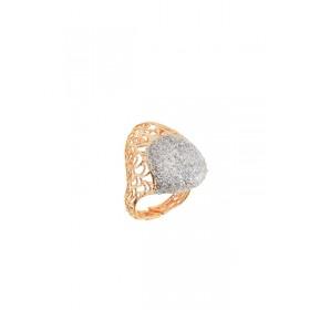 Дамски пръстен Ottaviani - 500254A