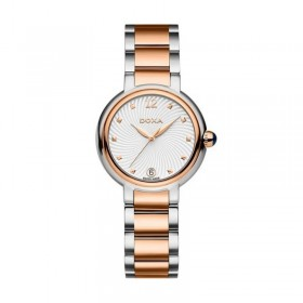 Дамски часовник Doxa Blue Stone - 510.65.026.60