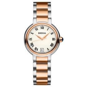 Дамски часовник Doxa Blue Stone - 510.65.034.60