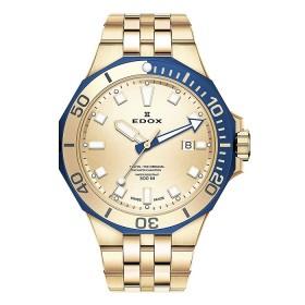 Мъжки часовник Edox Delfin - 53015 357JBUM DI