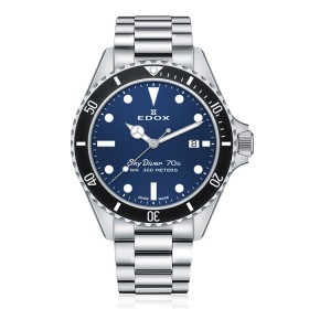 Мъжки часовник Edox SkyDiver - 53017 3NM BUI