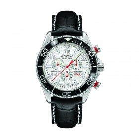 Мъжки часовник Atlantic Worldmaster Diver - 55470.47.25S