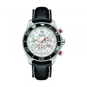 Мъжки часовник Atlantic Worldmaster Diver - 55470.47.25S