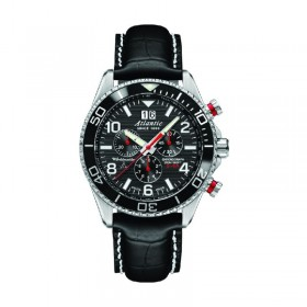 Мъжки часовник Atlantic Worldmaster Diver - 55470.47.65S