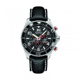 Мъжки часовник Atlantic Worldmaster Diver - 55470.47.65S