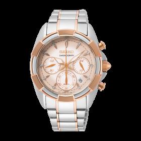 Дамски часовник Seiko Caprice Lady Chrono - SRWZ02P1