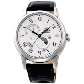 Мъжки часовник Orient Automatic Sun and Moon - RA-AK0008S