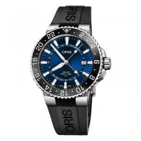 Мъжки часовник Oris Aquis GMT Date - 798 7754 4135-07 4 24 64EB