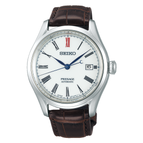 Мъжки часовник Seiko Presage Automatic Arita Porcelain Dial International Edition - SPB095J1