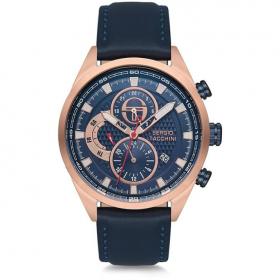 Мъжки часовник Sergio Tacchini Archivio Dual Time - ST.5.153.02