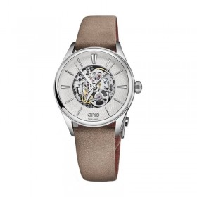 Дамски часовник Oris Culture Artelier Sceleton - 560 7724 4051 - 07 5 17 33FC