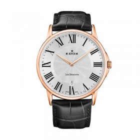 Мъжки часовник Edox Les Bemonts - 56001 37R AR
