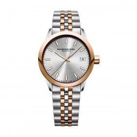 Дамски часовник Raymond Weil Freelancer - 5634-SP5-65021
