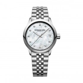 Дамски часовник Raymond Weil Freelancer - 5634-ST-97081