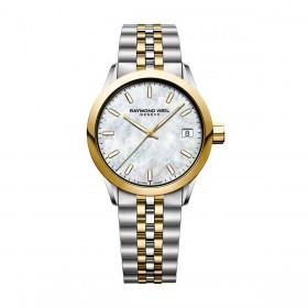 Дамски часовник Raymond Weil Freelancer - 5634-STP-97021