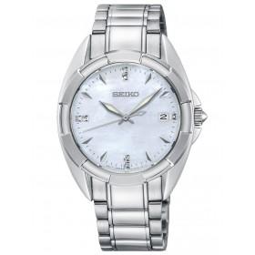Дамски часовник Seiko Diamond Accent - SKK885P1