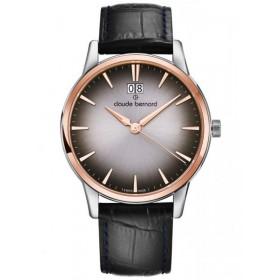 Мъжки часовник Claude Bernard Classic Big Date - 63003 357R GIR1