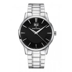 Мъжки часовник Claude Bernard Classic Big Date - 63003 3M2 NIN