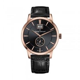 Мъжки часовник Claude Bernard Classic Big Date Sm. Second - 64005 37R NIR3