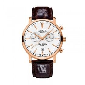 Мъжки часовник Atlantic Super De Luxe - 64451.44.21