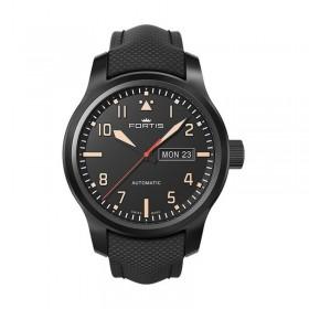Мъжки часовник FORTIS Aviatis Aeromaster Stealth - 655.18.18 LP