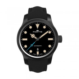 Мъжки часовник FORTIS Shoreliner Champagne Beac - 655.18.38 LP.10