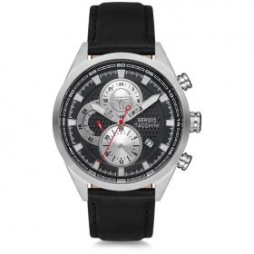 Мъжки часовник Sergio Tacchini Archivio Dual Time - ST.5.153.01