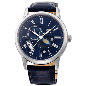 Мъжки часовник Orient Automatic Sun and Moon - RA-AK0011D