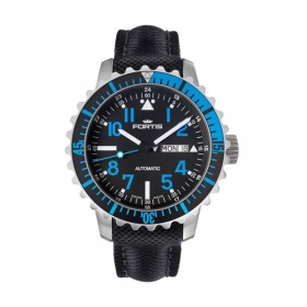 Мъжки часовник FORTIS Marinemaster Blue - 670.15.45 LP
