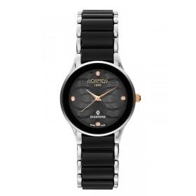 Дамски часовник Roamer Caraline Saphira Diamond - 677981 41 50 60