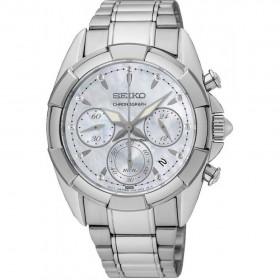 Дамски часовник Seiko Chronograph - SRW807P1