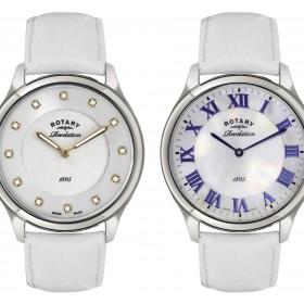 Дамски часовник с две лица Rotary -  LS02965/06/41