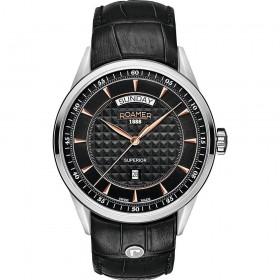 Мъжки часовник Roamer Superior - 508293 49 55 05